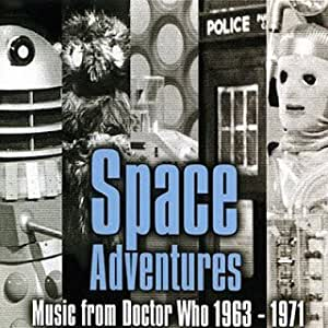 Space Adventures, Music From Doctor Who 1963 - 1971