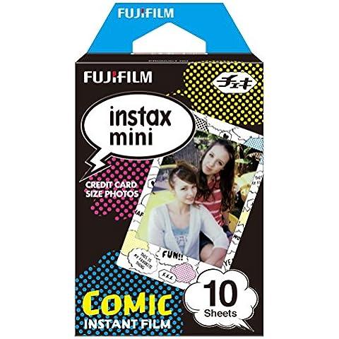 Fujifilm Polaroid Instant Camera - Papel fotográfico (10 unidades)