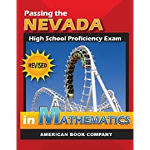 Passing the Nevada High School Proficiency Exam in Mathematics