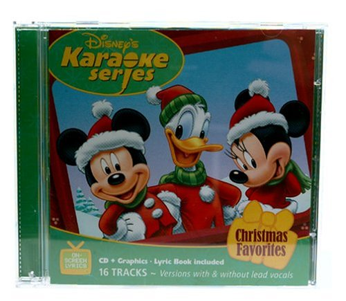 Click for larger image of Disney's Karaoke: Christmas Fa