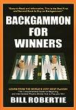 Backgammon For Winners (English Edition)
