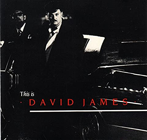 This is David James - Imposter - The Girl's Alright - Never Give Up - I couldn' Wait - Don't Touch Me Now - California Dreaming - I'm The Man - One Step Away - it's Not Unusual - 1st edition CD 1987 ( Made in U.K. by Surrey Sound SS 002 )