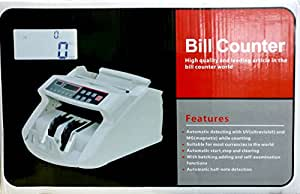 Strob 5500 Note Counting Machine with Fake Note Detector - 1 Year Warranty