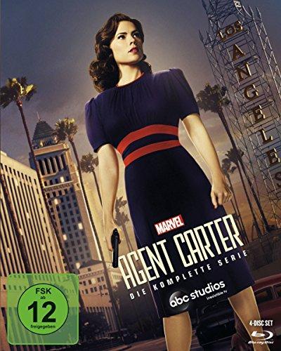 Marvel's Agent Carter - Die komplette Serie [Blu-ray] -