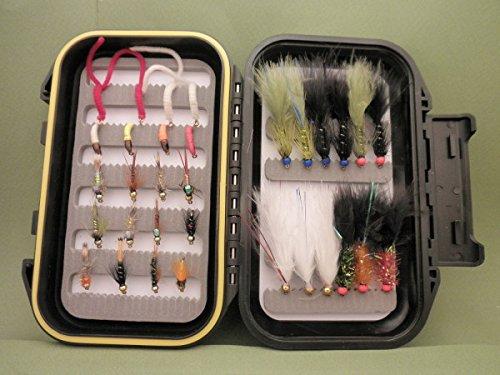 32-pesca-alla-trota-mosche-set-worm-larve-goldhead-nymphs-e-esche