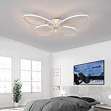 Modern LED Deckenleuchte Zeitgenössische Wandleuchten Leuchte Innenbeleuchtung Deckenlampe Schmetterling Design Kinderlampe Schlafzimmerlampe Wandlampe 40cm*27cm Weiß Licht