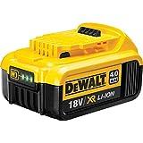 Advanced Dewalt DCB18218V kabellos XR Lithium-Ionen Akku 4AH für Dewalt Slide On Power Tools [1Stück]–-