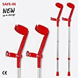 Invacare Safe In Crutches (Pair)