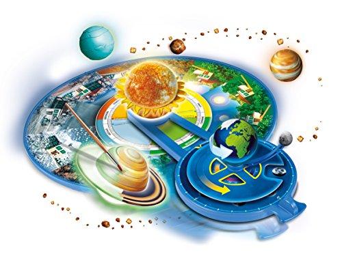 Clementoni Laboratoire d'Astronomie-Jeu Scientifique, 52282