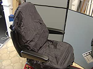 Mobility Choices Elasticated Waterproof Mobility Scooter Seat Cover