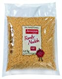 Jeremias Nudelreis, Classic Frischei-Family-Nudeln, 1er Pack (1 x 2.5 kg Beutel)