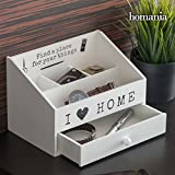 Caja para organizzare I Love Home by homania