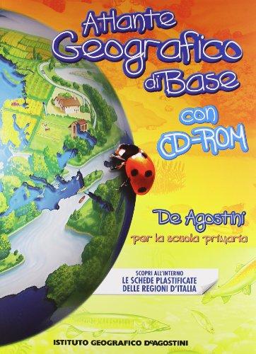 Atlante geografico di base. Ediz. illustrata. Con CD-ROM