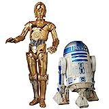 "MAFEX Mafekkusu MAFEX C-3PO (TM) & amp; R2-D2 (TM) ""STAR WARS"" non-Skala ABS & amp; ATBC-PVC-gemalt Actionfigur"