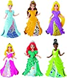 Disney Princess Magiclip Princess 6-Pack