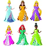 Princesses Disney - Muñeca fashion Princesas Disney (CDR73)
