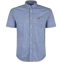 c25f0e10391 Amazon.fr   chemise lacoste manche courte