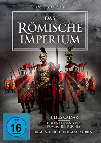 Das Römische Imperium - Box (4 DVDs)