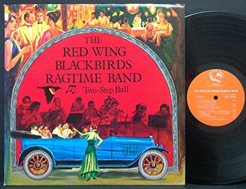 two-step ball LP - Red Wing Blackbird