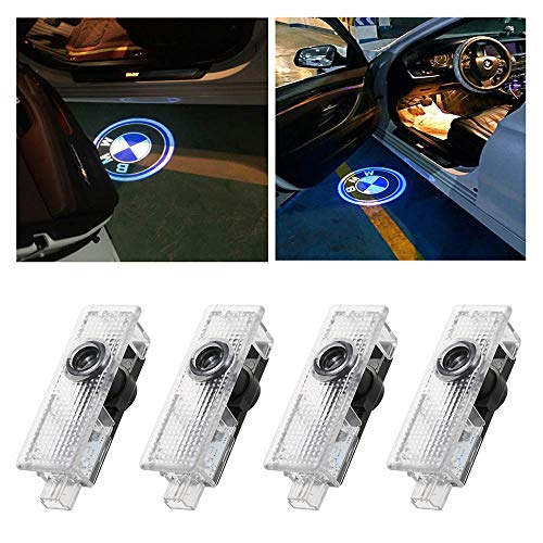 Türbeleuchtung Logo, OTUAYAUTO Einstiegsbeleuchtung Autotür LED Licht Tür
