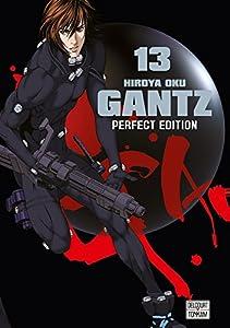 Gantz Edition perfect Tome 13