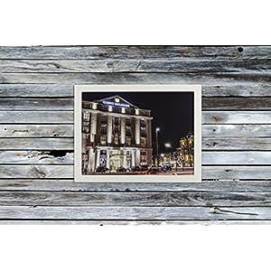 Taunril Carnesir Photography Poster gerahmt *HAMBURG* *Casino Esplanade 30 x 40 cm - Einzelstück, Unikat, Fotografie, Bild als Poster