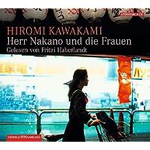 Herr Nakano und die Frauen: 4 CDs