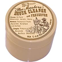 Brush Cleaner & Preserver-1 oncia del maestro