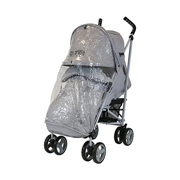 Zeta Vooom (2017) - Grey (Hearts & Stars) Complete With Footmuff And Raincover Zeta Cmplt Gr Super Amazing Quality ( Built To Stand Out!) Brand New And Boxed Complete Package Highly Padded Footmuff (with Hands Warm Pocket)/shoulder 7