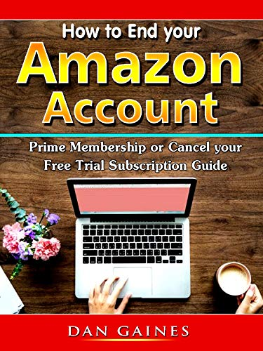 How to End your Amazon Account Prime Membership or Cancel your ...