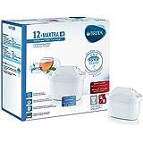 BRITA MAXTRA+ - Filtro de agua 100 l, pack de 12 meses