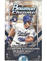 2015Bowman Chrome MLB Baseball Hobby Box