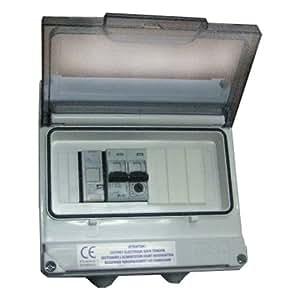 Wa conception - ncc16 - Coffret de nage à contre courant mono 16a max