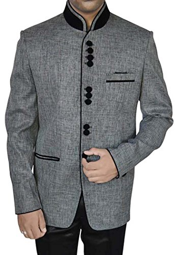 INMONARCH -  Smoking  - Uomo Gray