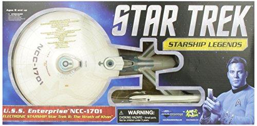Star Trek II The Wrath of Khan 40cm (16inch) U.S.S. Enterprise Modell