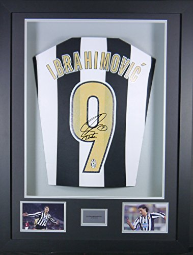 Zlatan-Ibrahimovic-Juventus-Signed-Shirt-3D-Framed-Display-with-COA