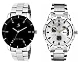 Spyn Analog multi-color dial watch for m...