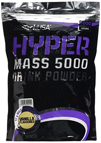 Hyper Mass 5000 1kg Beutel Vanille