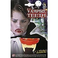 Widmann - Dientes de vampiro falsos (4089B)