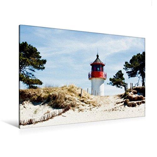 Calvendo Premium Textil-Leinwand 120 cm x 80 cm quer, EIN Motiv aus dem Kalender Insel Hiddensee | Wandbild, Bild auf Keilrahmen, Fertigbild auf echter Leinwand, Leinwanddruck Natur Natur -