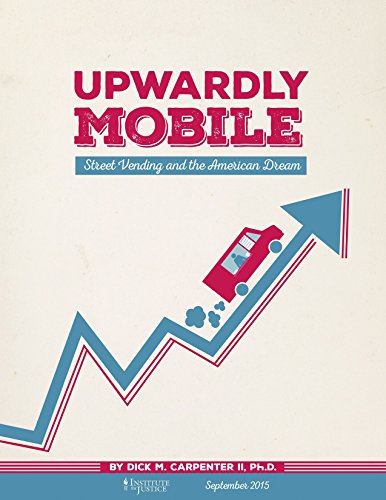 Upwardly Mobile: Street Vending and the American Dream (English Edition) (Vending Mobile)