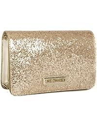 Love Moschino Borsa borsetta donna a mano o tracolla articolo JC4091PP15LL GLITTERS METALLIC PU