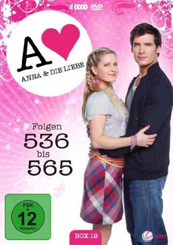 Bild von Anna und die Liebe - Box 19, Folgen 536 - 565 [4 DVDs]