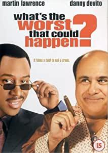 What's the Worst That [DVD]