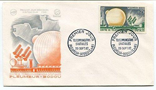 1962-pleumeur-bodou-centre-telecommunications-spatiales-premier-jour-space-sat