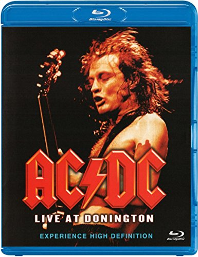 : AC/DC - Live at Donington [Blu-ray] (Blu-ray)