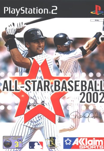 All star baseball 2002 - Playstation 2 - PAL UK (Star Baseball All)