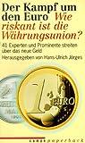 Expert Marketplace -  Hans-Ulrich Jörges  - Der Kampf um den Euro