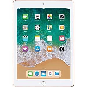 Apple iPad (Wi-Fi, 128 GB) – Gold (Latest Model)