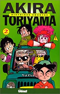 Histoires courtes d'Akira Toriyama Edition simple Tome 2